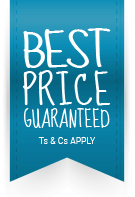 Best price guaranteed – Ts & Cs Apply